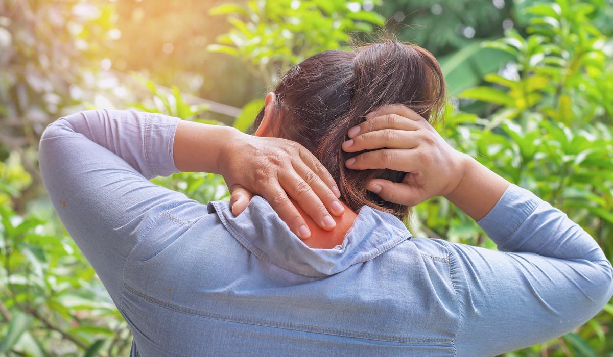 Bolečine so lahko zaradi fibromialgije